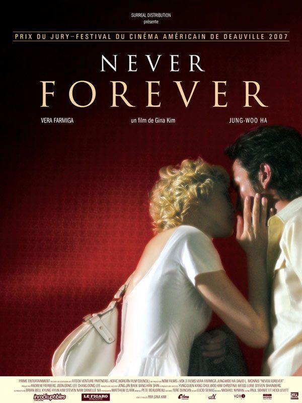 affiche du film Never Forever