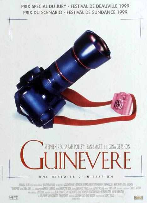 affiche du film Une histoire d'initiation - Guinevere