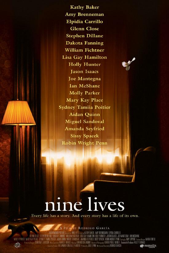 affiche du film Nine Lives
