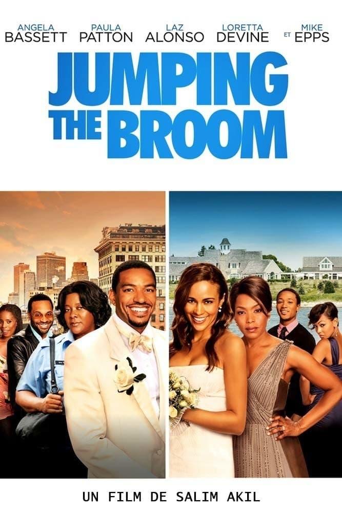 affiche du film Jumping the Broom
