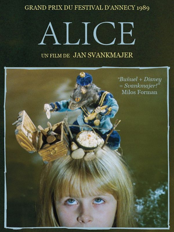 affiche du film Alice