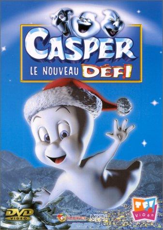 affiche du film Casper, le nouveau défi