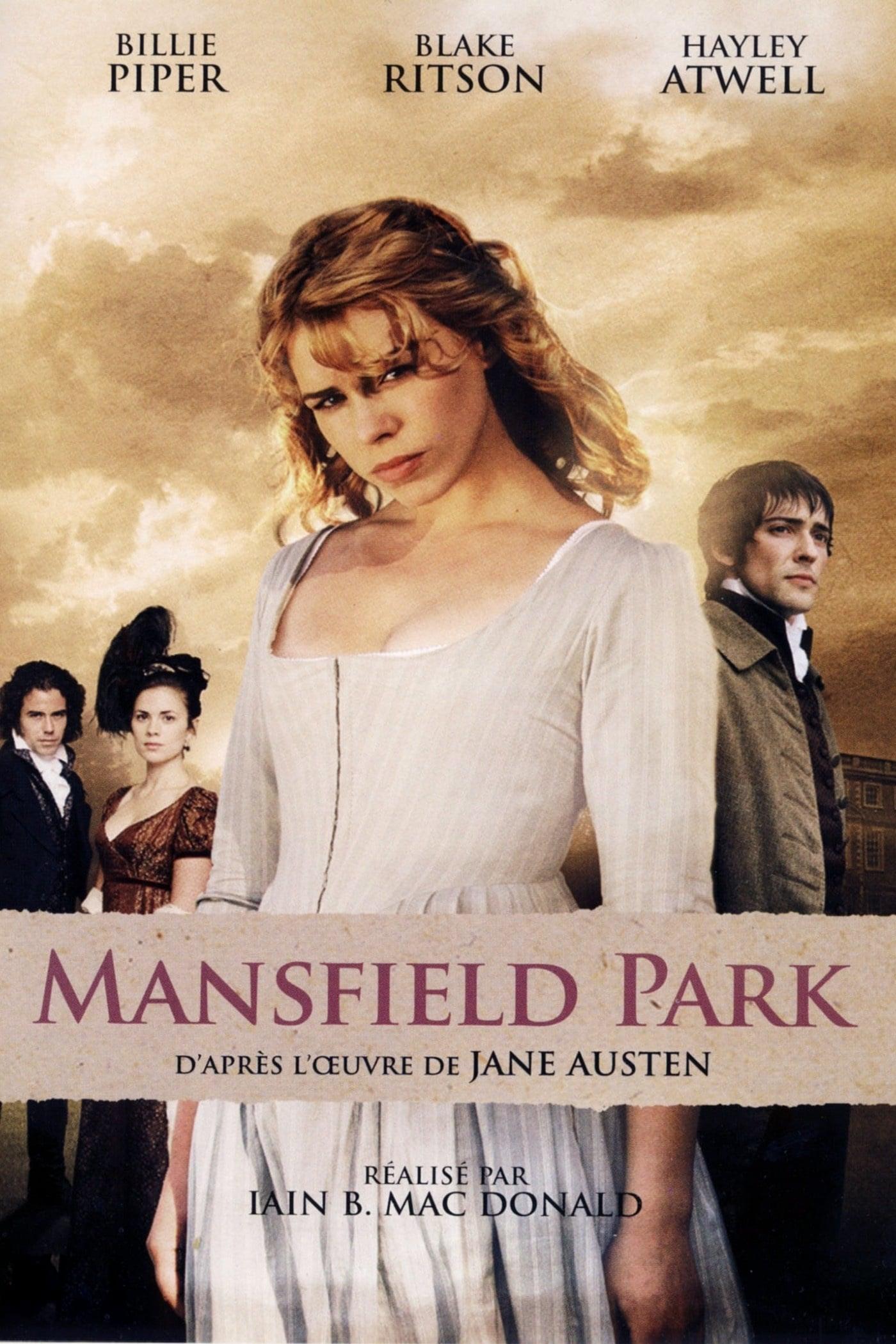 affiche du film Mansfield Park (TV)