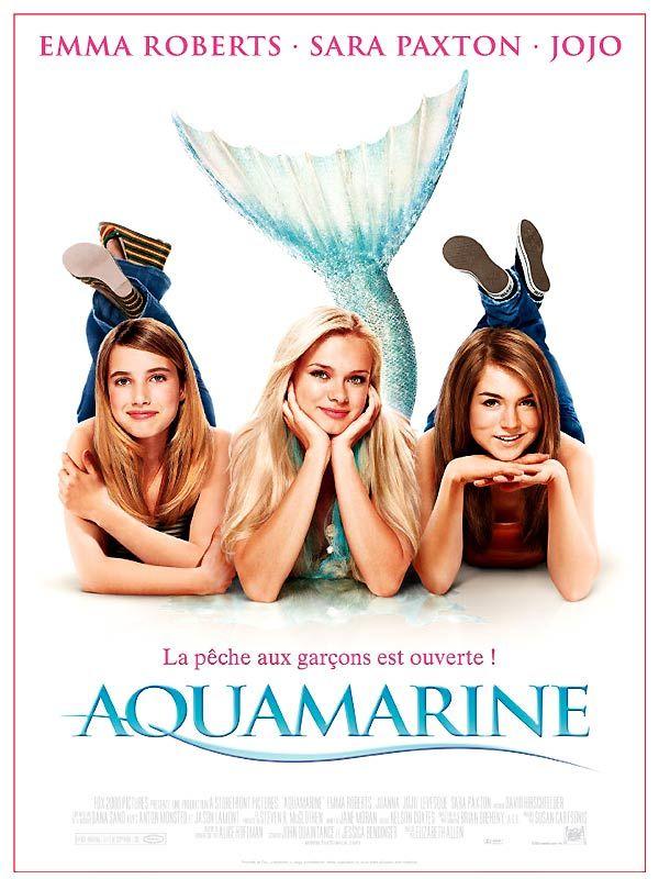 affiche du film Aquamarine