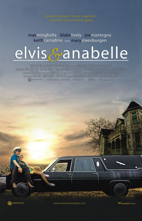 affiche du film Elvis and Anabelle