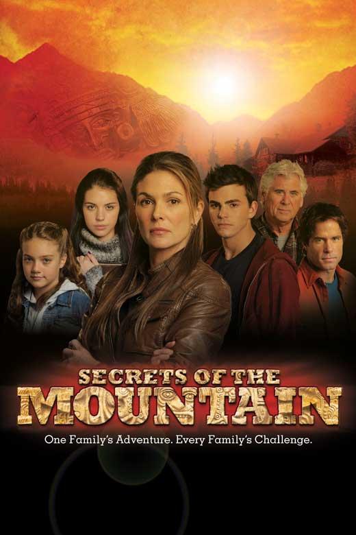 affiche du film Le trésor secret de la montagne (TV)