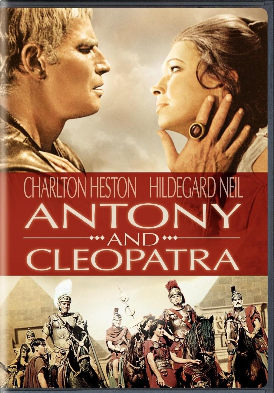 affiche du film Antoine et Cléopâtre