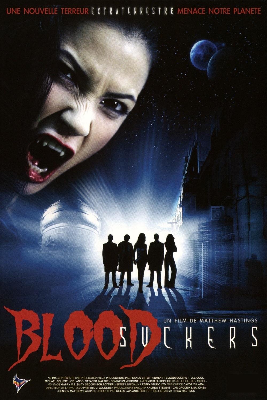 affiche du film Bloodsuckers (TV)