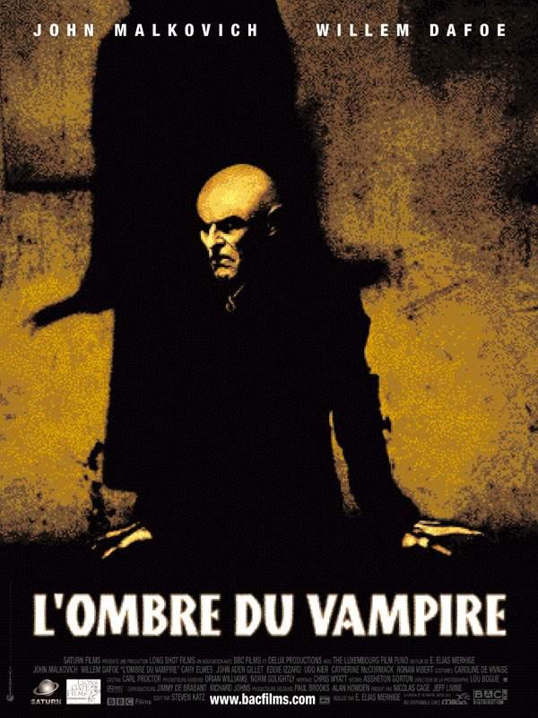 affiche du film L'ombre du vampire