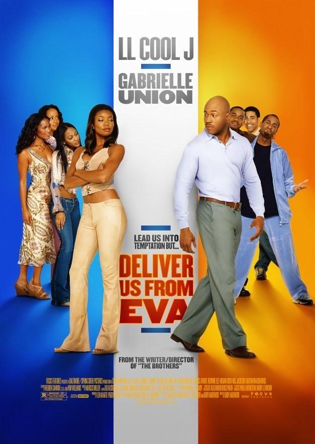affiche du film Deliver Us from Eva
