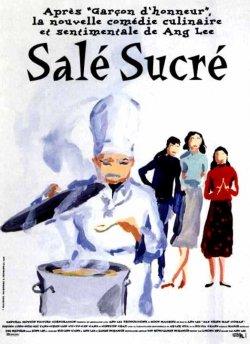 affiche du film Salé sucré