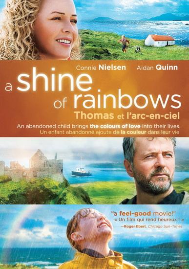 affiche du film A Shine of Rainbows