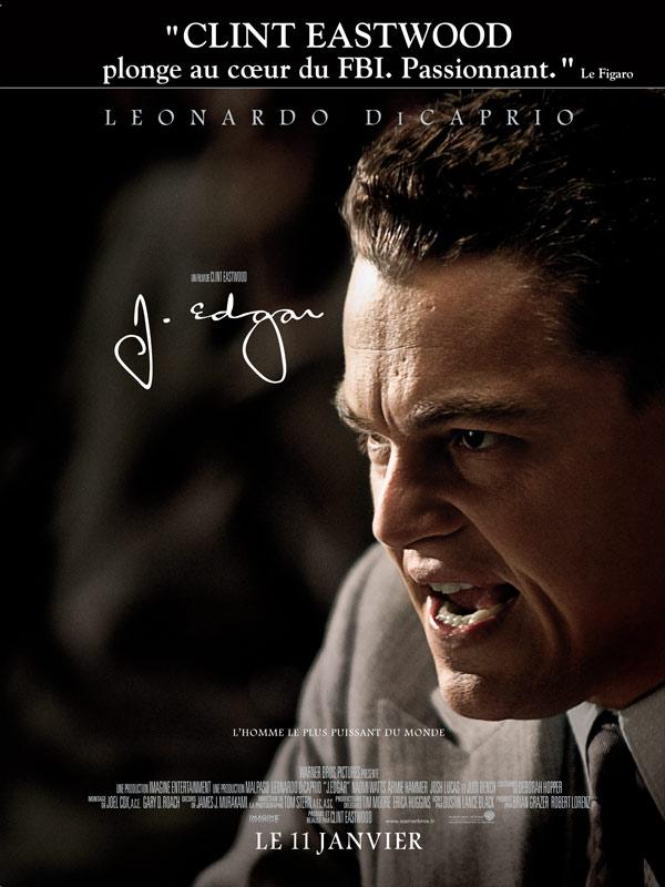affiche du film J. Edgar