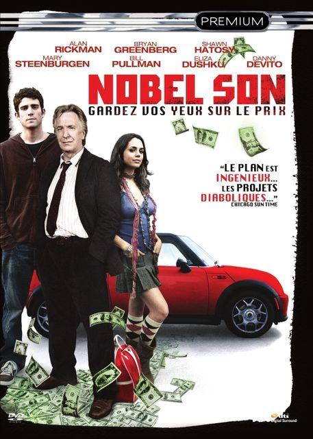 affiche du film Nobel Son