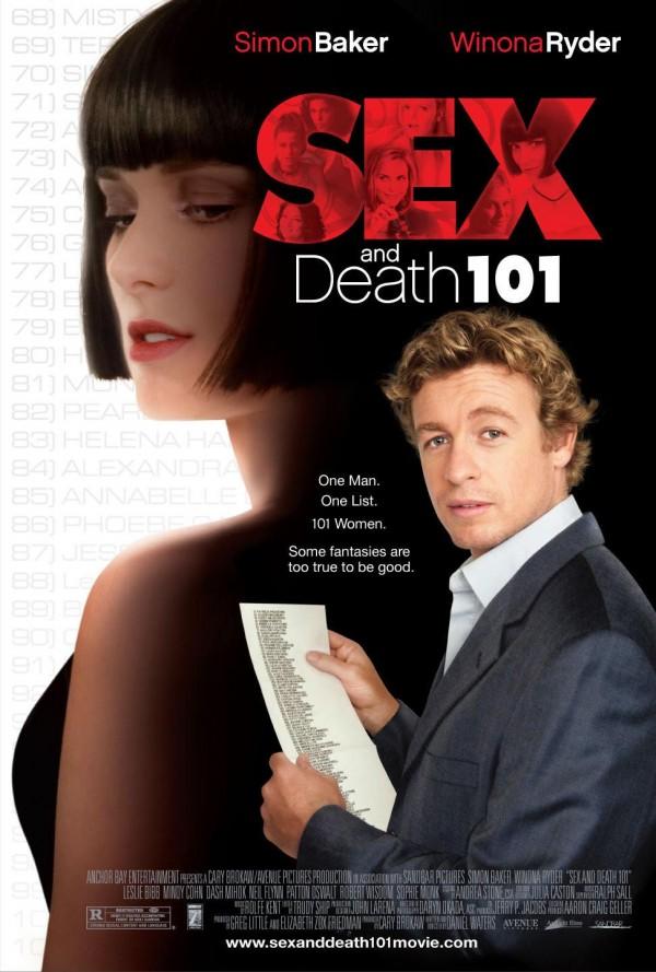 affiche du film Sex and Death 101