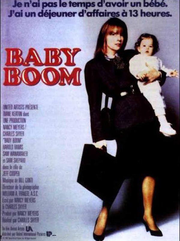 affiche du film Baby Boom