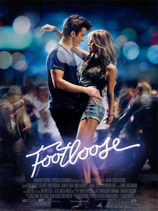 affiche du film Footloose (2011)