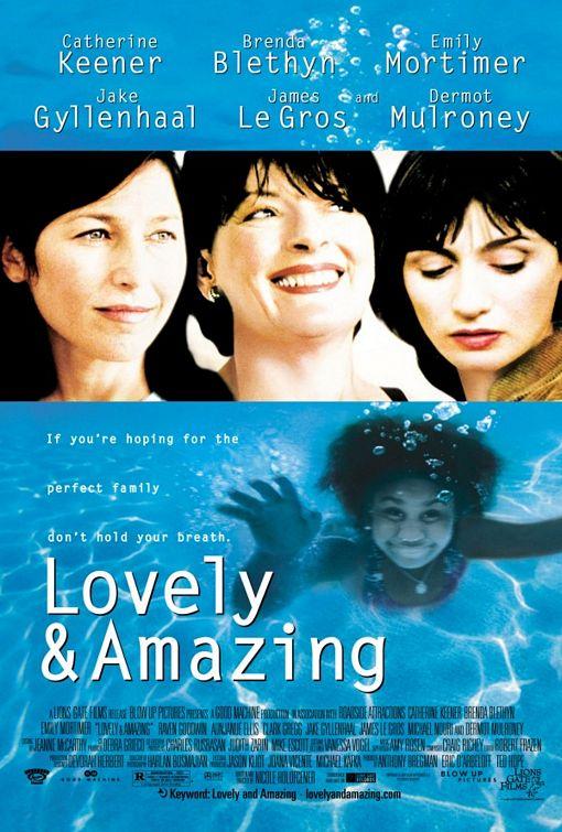 affiche du film Lovely & Amazing