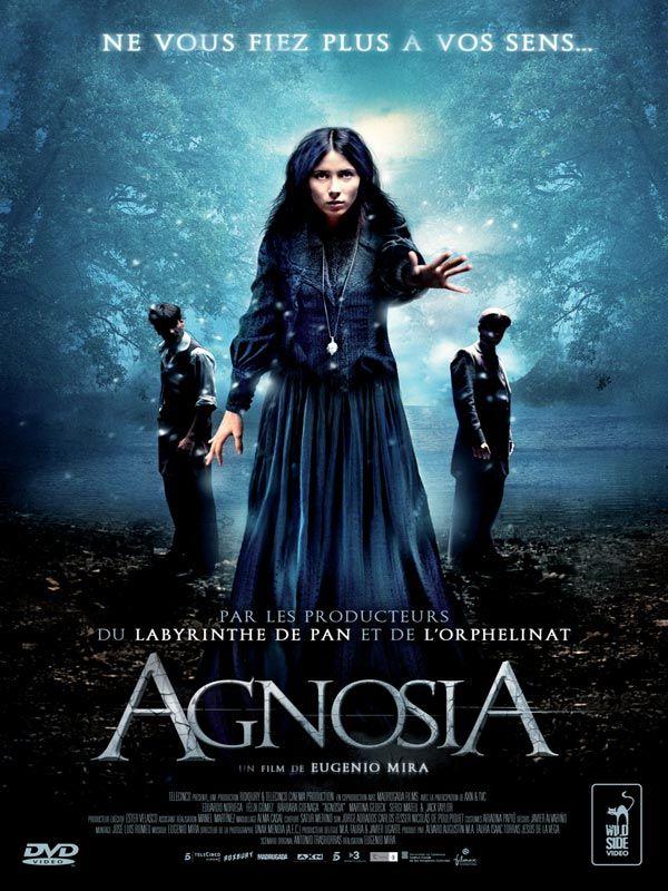 affiche du film Agnosia