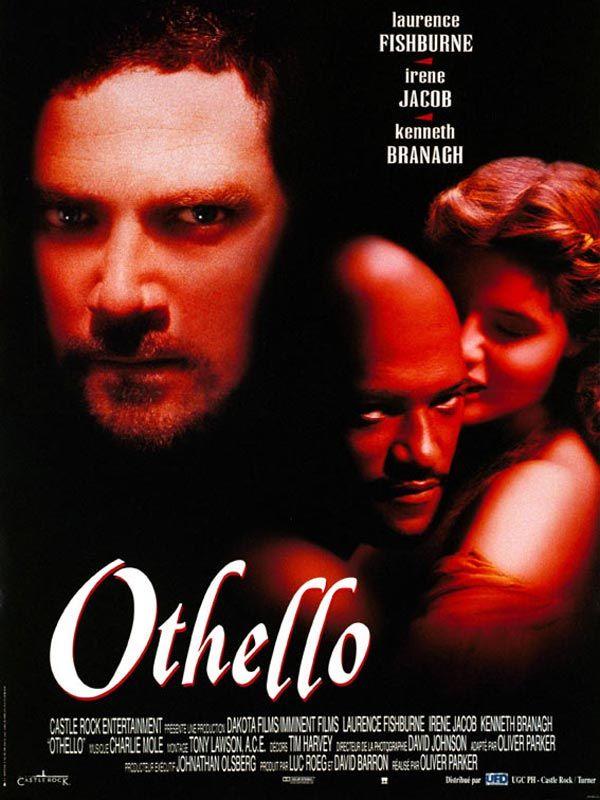 affiche du film Othello (1995)