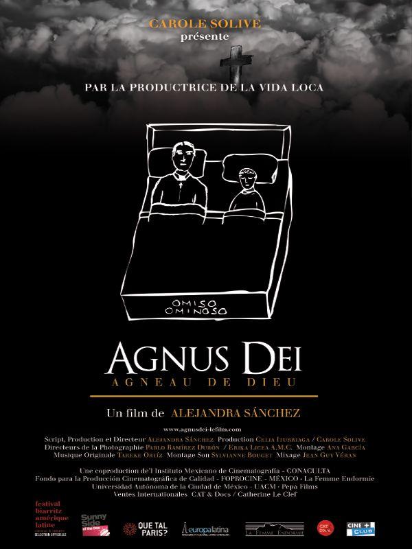 affiche du film Agnus Dei