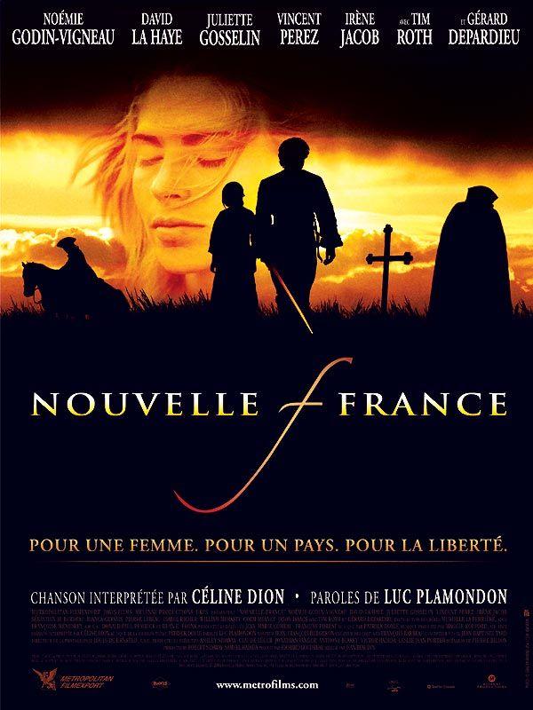 affiche du film Nouvelle-France