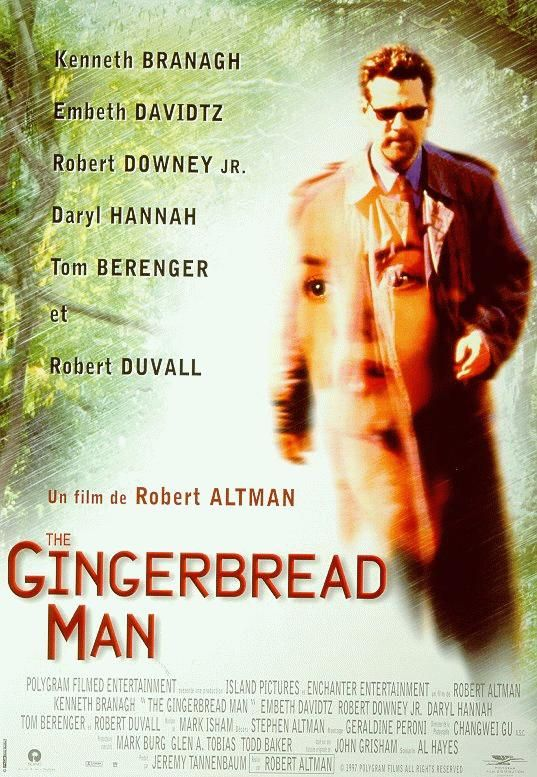 affiche du film The Gingerbread Man