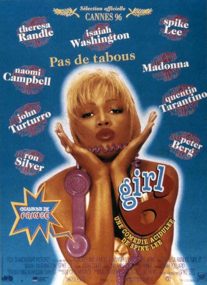 affiche du film Girl 6