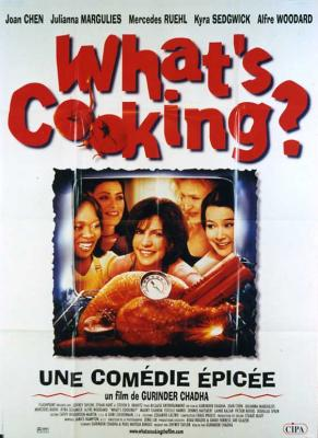 affiche du film What's Cooking?