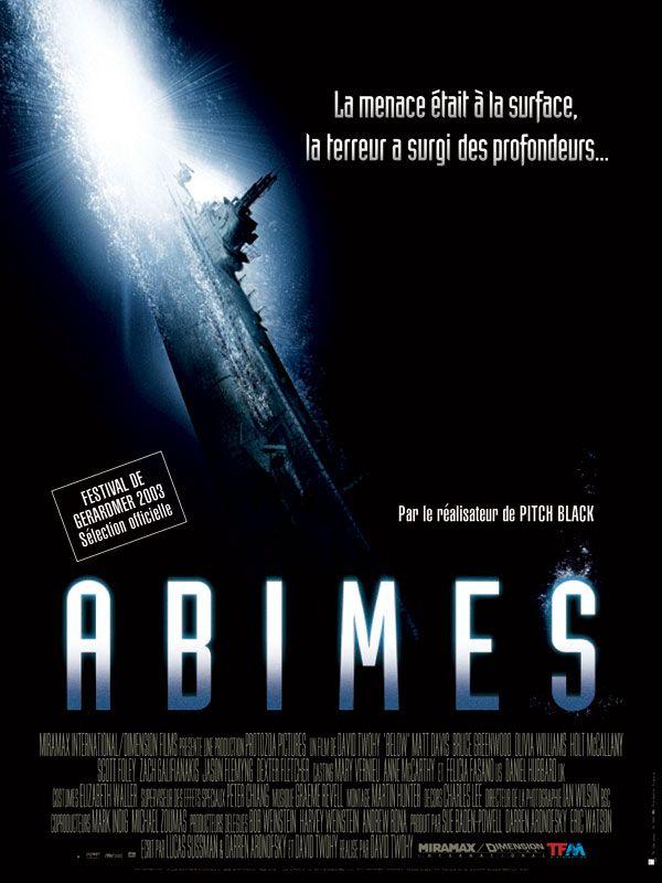 affiche du film Abîmes