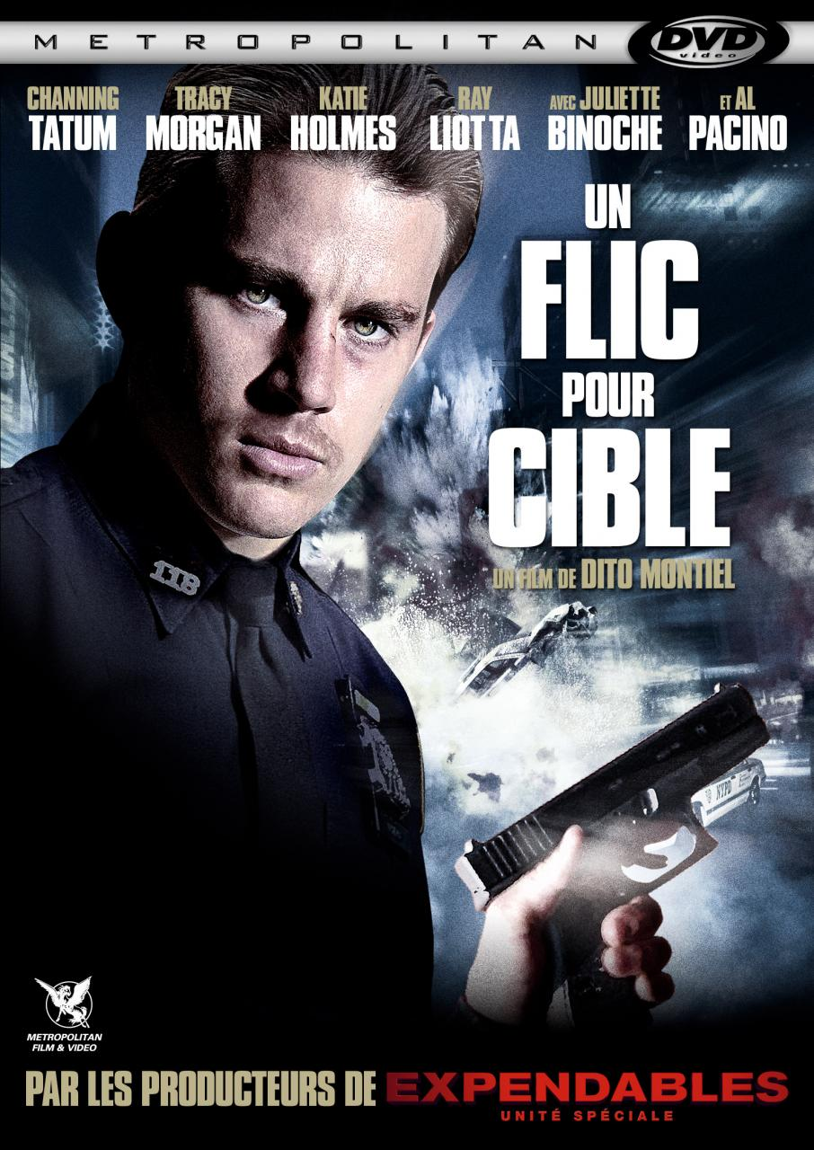 affiche du film Un flic pour cible