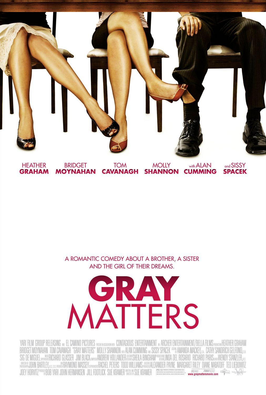 affiche du film Gray Matters