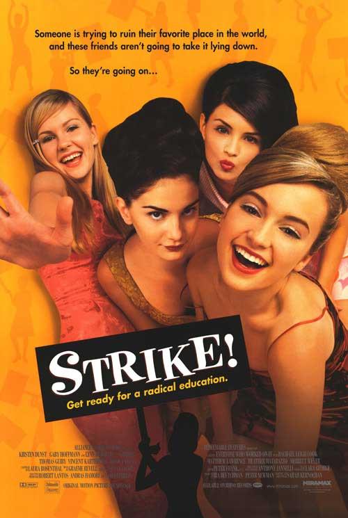 affiche du film Strike!