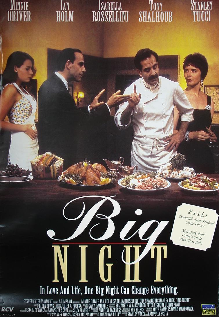 affiche du film La grande nuit