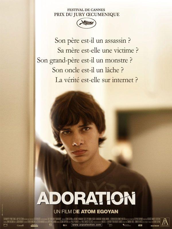 affiche du film Adoration