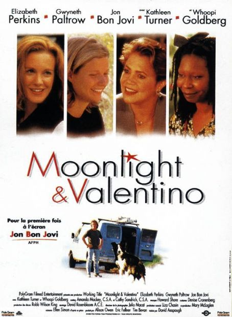 affiche du film Moonlight et Valentino