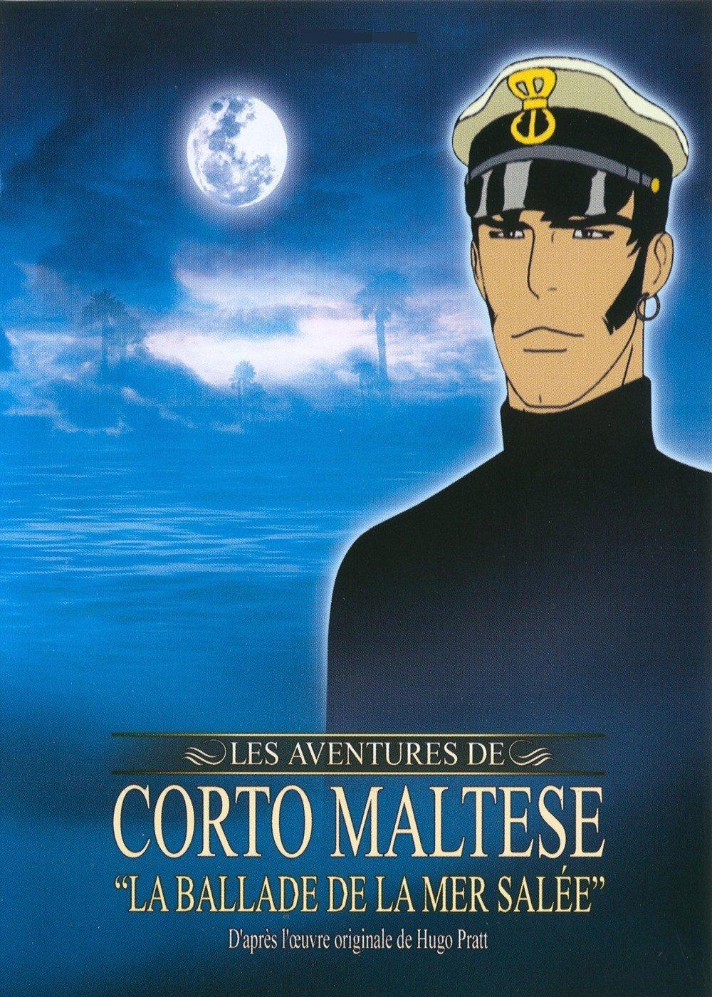 affiche du film Corto Maltese : La ballade de la mer salée (TV)