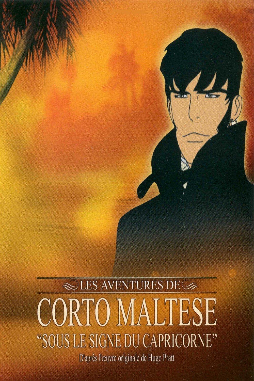 affiche du film Corto Maltese: Sous le Signe du Capricorne (TV)