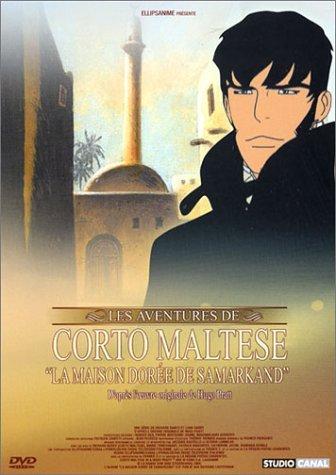 affiche du film Corto Maltese: La maison dorée de Samarkand (TV)
