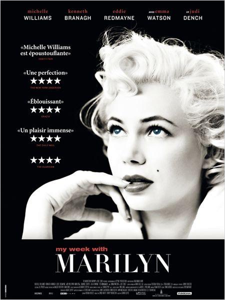 affiche du film My Week with Marilyn