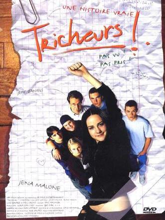 affiche du film Tricheurs ! (TV)