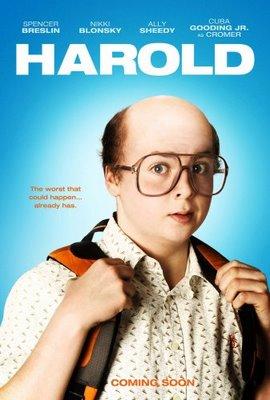 affiche du film Harold