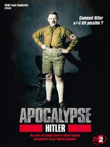 affiche du film Apocalypse Hitler