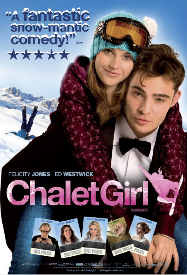 affiche du film Chalet Girl