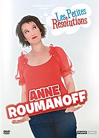 affiche du film Anne Roumanoff-Les petites résolutions