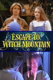 affiche du film Le mystère de la montagne ensorcelée (TV)