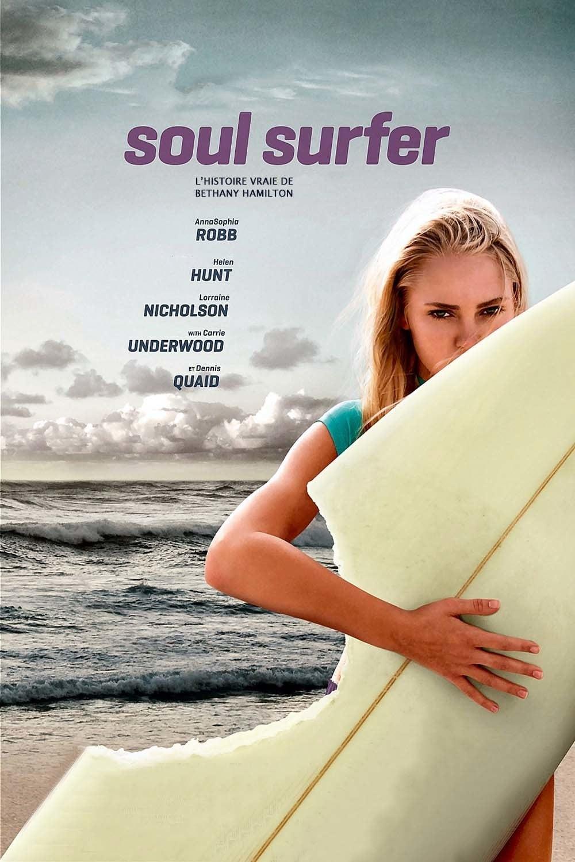 affiche du film Soul Surfer