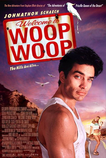 affiche du film Bienvenue à Woop Woop