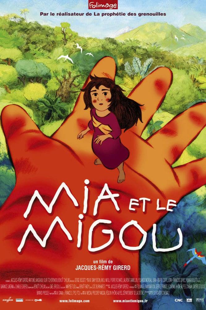affiche du film Mia et le Migou