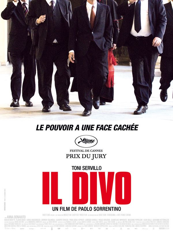 affiche du film Il divo